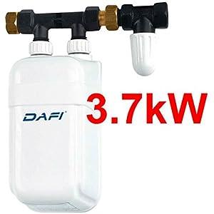 Aerazione forzata scalda acqua dafi for Scalda acqua istantaneo elettrico