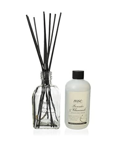 MSC Skincare & Home Lavender And Chamomile Reed Diffuser