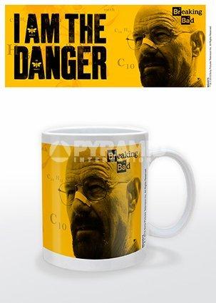 Breaking Bad I Am The Danger Mug