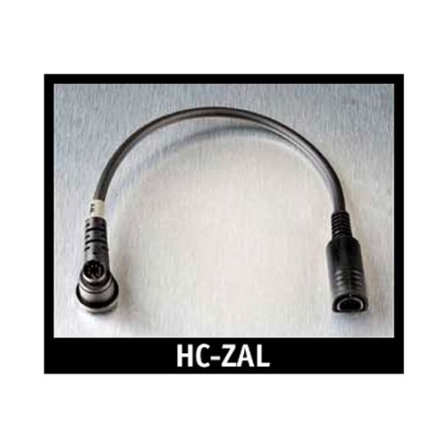 J&M Z-Series Replacement 8-Pin Upper-Section, Right-Angle, Hook-Up Cord