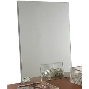 Specchio arredo bagno moderno design semplice da appendere for Amazon arredo bagno