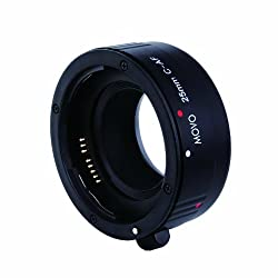 Movo Photo AF 25mm Macro Extension Tube for Canon EOS DSLR Camera (Economy Mount)