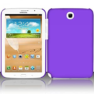 [Windowcell] Samsung Galaxy Note 8.0 (At&t) Rubberized Cover - Purple