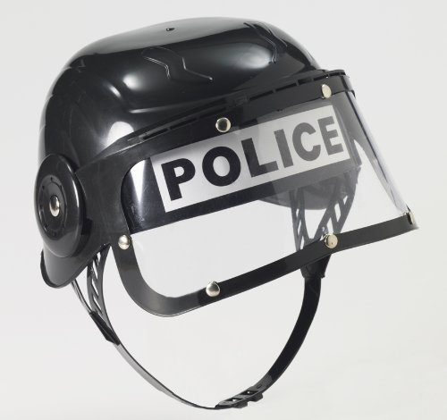 Police Costume Helmet Child