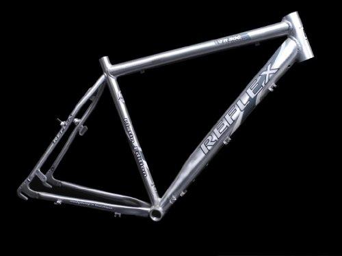 28″ Herren City Fahrrad Rahmen Aluminium Trekking Citybike RH52