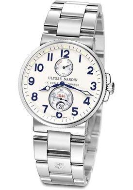 Ulysse Nardin Maxi Marine Chronometer Mens Watch 263-66-7