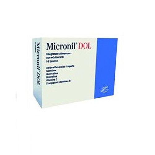 Geofarma Micronil Dol 14 Bustine