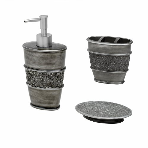 Zenith Galahad  3-Piece Bath Set