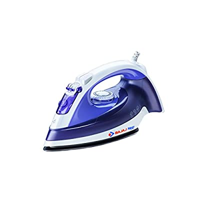 Bajaj Majesty MX30 1840-Watt Steam Iron (Purple/White)
