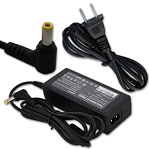 AC Adapter/Power Supply&Cord for Toshiba Satellite 1100 3000 L25-S1196 M500 l455-s5009 l505-s5964 l505-s5971 l655d-s5050 m505-s4945