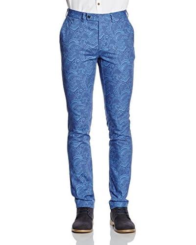 Hackett London Pantalone [Blu]