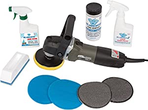 Mr. Hard Water Pro Glass and Window Cleaning and Polishing Kit
