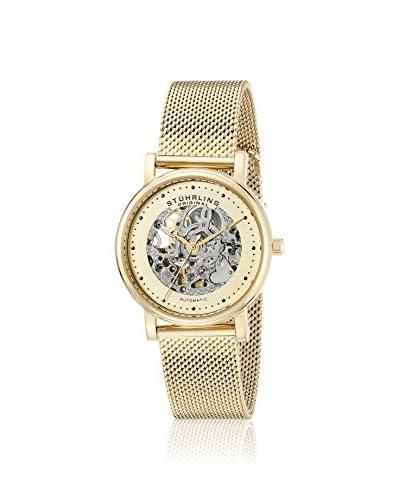 Stührling Women's 832L.03 Casatorra 832L Gold/Gold Stainless Steel Watch