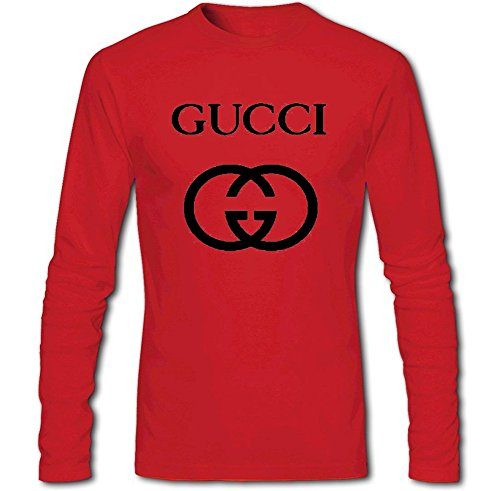 Gucci Store For 2016 Mens Printed Long Sleeve tops t shirts
