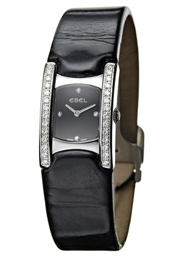 Ebel Beluga Manchette Women's Stainless Steel Quartz Watch 9057A28-561035406