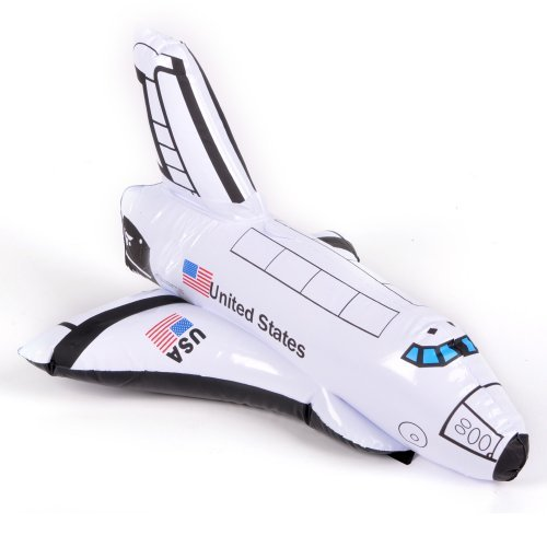 Inflatable Space Shuttles (1 dz) (Space Island One compare prices)