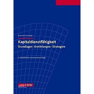 Kapitaldienstfähigkeit: Grundlagen - Ermittlungen - Strategien