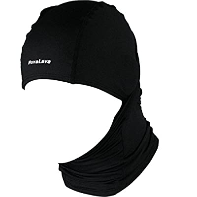 [NovaLava] Thin Multi Functional (Full orHalf) Balaclava Sports Face Mask Beanie