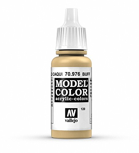 Vallejo Buff Paint, 17ml