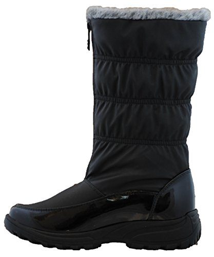 Totes Womens Rogan Snow Boot (Available in Medium and Wide