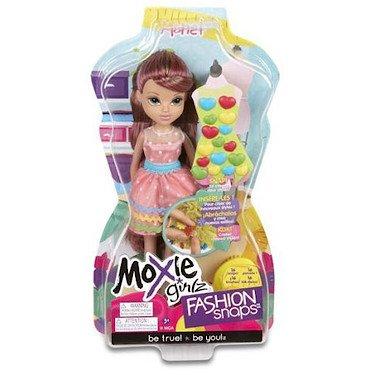 Moxie Girlz Fashion Snaps Snap n Style Monet