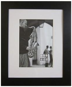 Sixtrees 2418-80 - Marco para fotos (20 x 25 cm), color negro   Comentarios de clientes y más información