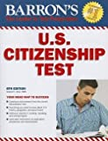 img - for Gladys E. Alesi: Barron's U.S. Citizenship Test (Paperback); 2013 Edition book / textbook / text book