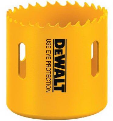 Dewalt Bi Metal Hole Saw Deep Cut, Variable Pitch 2-1/4  Dia 1-3/4  dewalt 34 piece 1 4 in