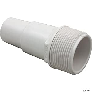 Hose Adapter 1 1 2 Mpt X 1 1 4 1 1 2 Hose Fitting W 417 6060 Swimming Pool
