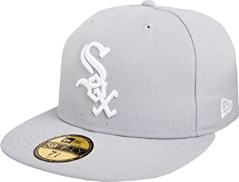 MLB Chicago White Sox Basic 59Fifty Fitted Cap by New Era