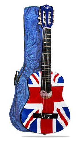 Music Alley Junior Guitar - Union Jack