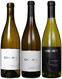 ONEHOPE Chardonnay Trio Mixed Pack, 3 x 750 mL