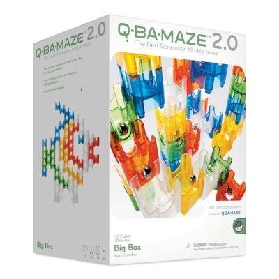 Q-BA-MAZE 2.0: Big Box (Marvel Maze compare prices)