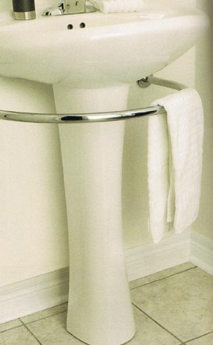 Impressive Pedestal Sink Towel Bar Rack 310 x 500 · 23 kB · jpeg