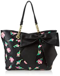 Betsey Johnson Bow-Tas-Tic Bag