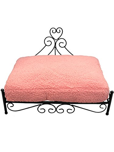 Iron Dog Bed 4033 front