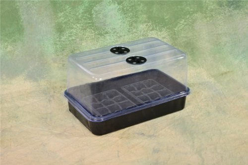 level-1-plant-propagation-cloning-kit-humidity-dome-tray-and-inserts-15-x-9-x-8