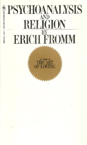 Erich Fromm's Psychoanalysis & Religion: New York Times: Amazon.com: Books