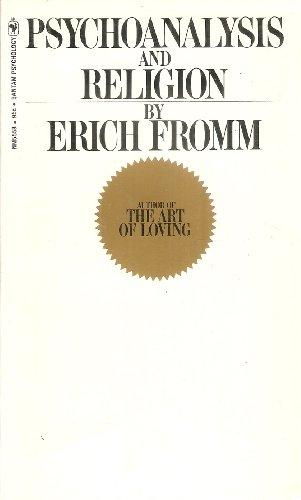 Erich Fromm's Psychoanalysis & Religion: New York Times: Amazon.com: Books