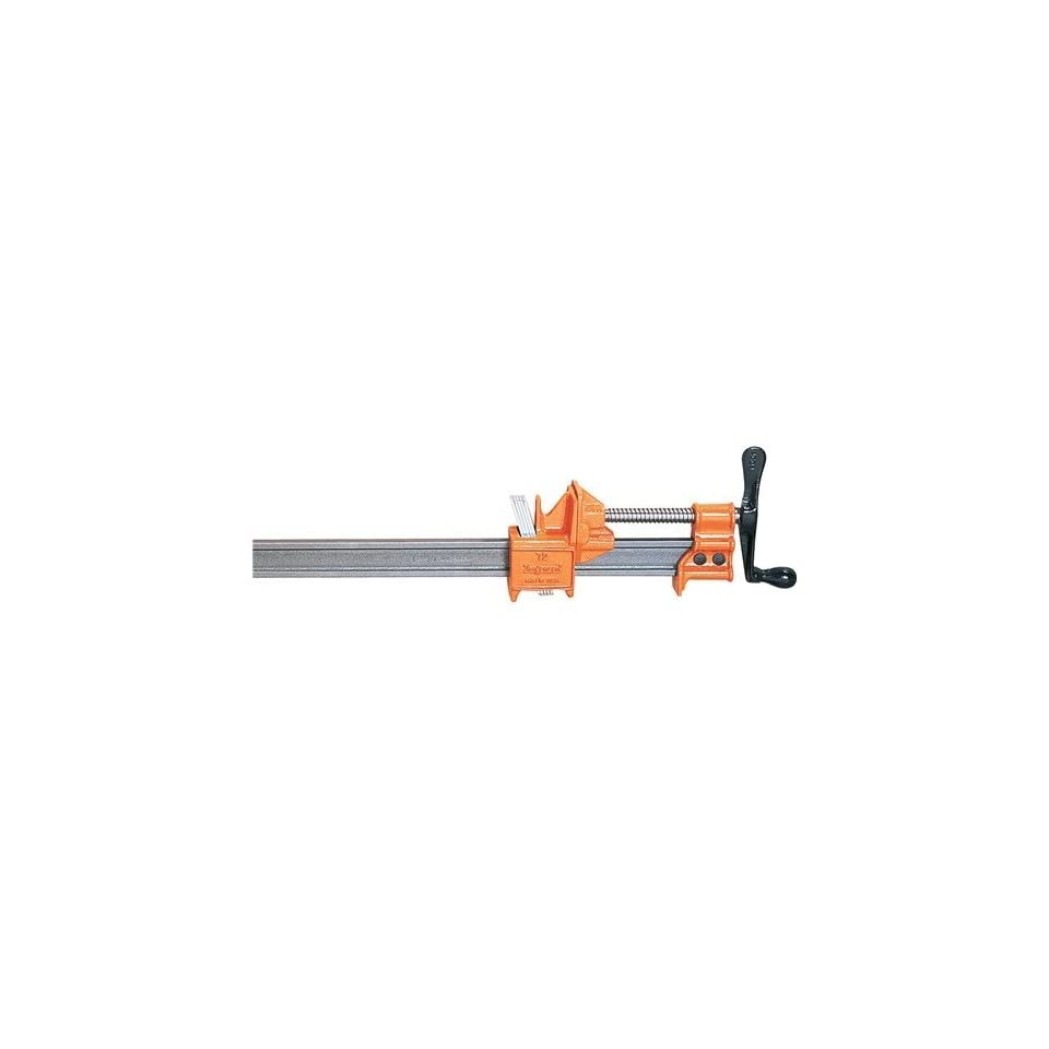 Adjustable Clamp 7296 96 Inch Jorgensen Steel I Bar Clamps