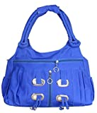 New Eva Women's Shoulder Handbag Blue NEW EVA 03