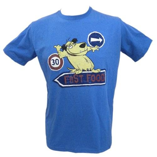 Dastardly and muttley Fast Food T-shirt -