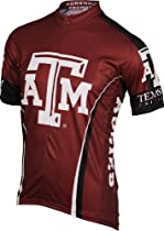 NCAA Texas A&M Cycling Jersey,XX-Large