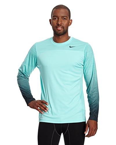 Nike Longsleeve Hyperspeed Cell [Verde Menta]