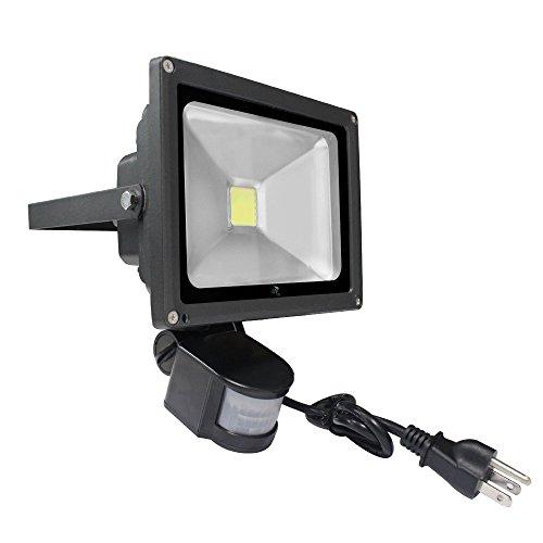 LTE 20W Motion Sensor Lights Super bright Outdoor LED