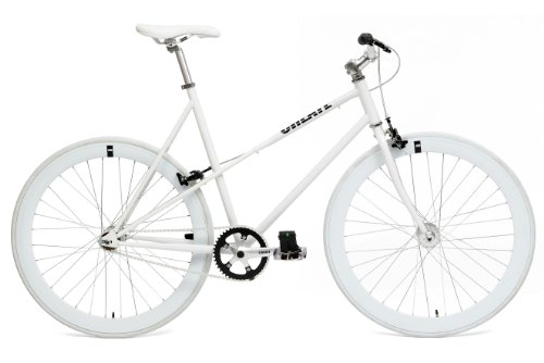 singlespeed create ladys bike white 2012 rahmengr sse. Black Bedroom Furniture Sets. Home Design Ideas
