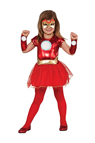 Rubie's Marvel Universe Classic Collection Lil Rescue Costume, Child Medium