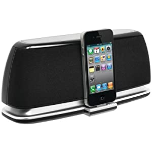 Jensen JIPS-200I iPad/iPhone/iPod Docking Speaker from Jensen
