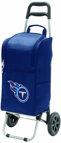 Tennessee Titans Cart Cooler - Navy Blue