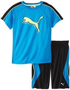 Puma - Kids Boys 2-7 Linear Set by Puma - Kids